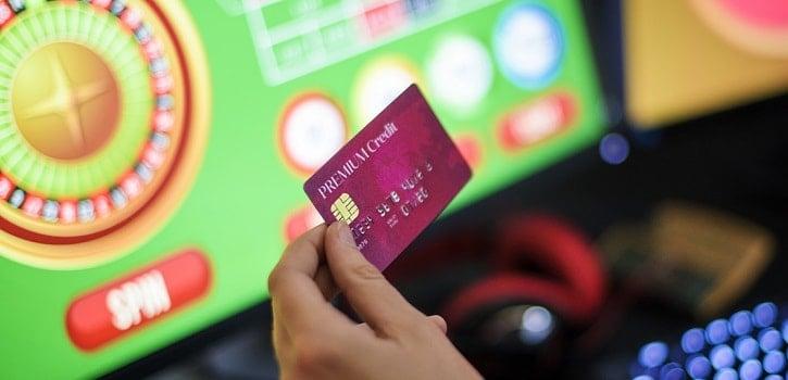 Storten bij een online casino